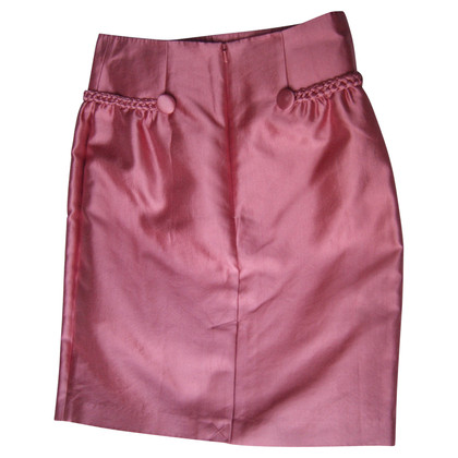 Reiss skirt silk