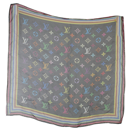 Louis Vuitton tissu Monogram Multicolore