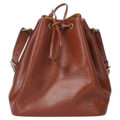 Louis Vuitton Pe Noé Epi Leather