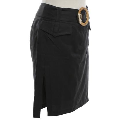 Costume National skirt in black