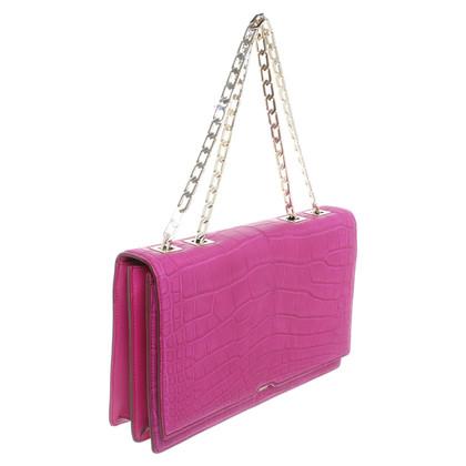 Victoria Beckham Alligator leather handbag