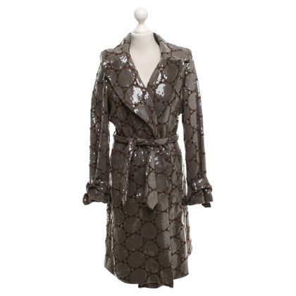 Addy van den Krommenacker Coat with sequins