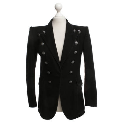 Balmain Jacket in black