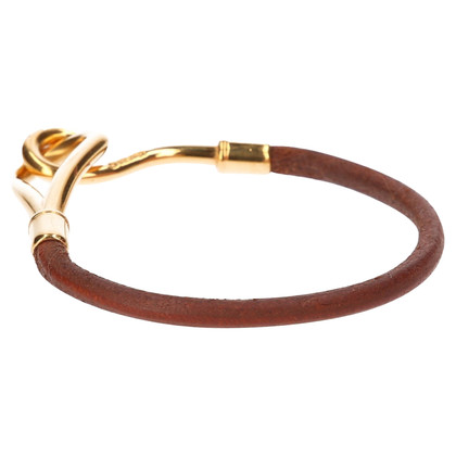 "Hermès ""Jumbo Hook Bracelet"""