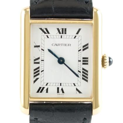 "Cartier ""Tank Medium Revision"" Handaufzug"