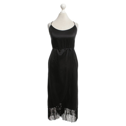 Dimitri Dress in black