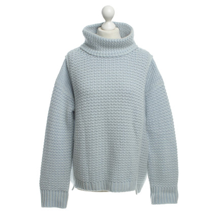 Iris von Arnim Cashmere sweater light blue