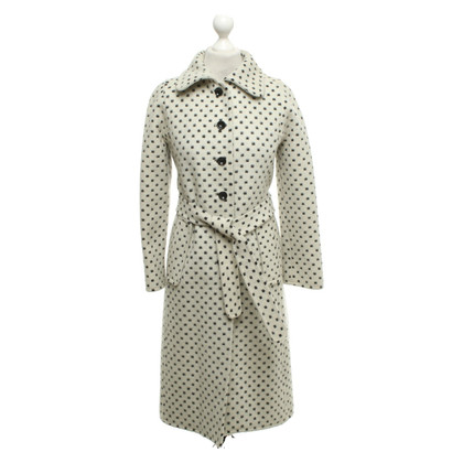 Emanuel Ungaro Coat with pattern