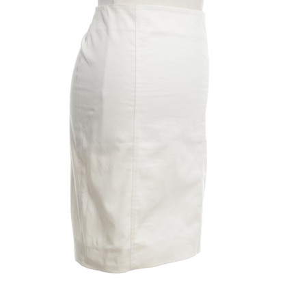 Alberta Ferretti Rock in White