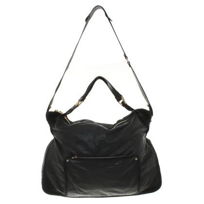 Céline Travel bag in dark blue