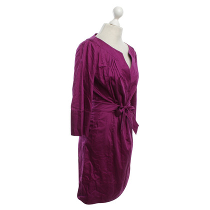 Diane von Furstenberg Tunic dress in fuchsia