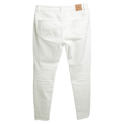 Closed Skinny Jeans in bianco