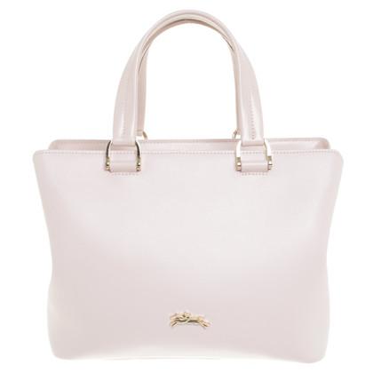 Longchamp Handtas in Pink