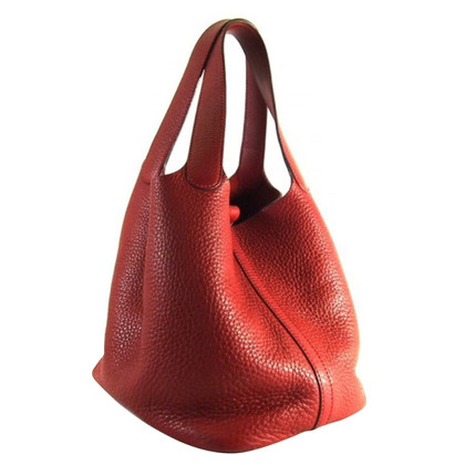"""Hermès """"Picotin Bag"""" from Togo Leather"""