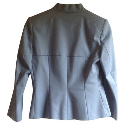 Drykorn Blazer court en bleu clair