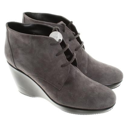 Hogan Boots in Grey
