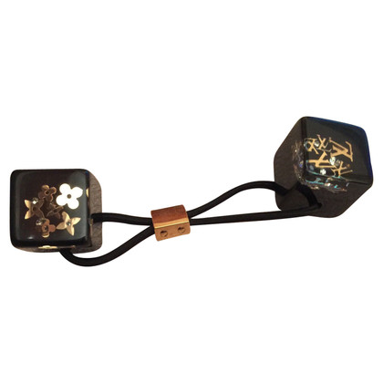 Louis Vuitton Zopfband with dice