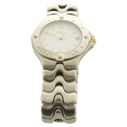Andere Marke Ebel - Silberfarbene Armbanduhr