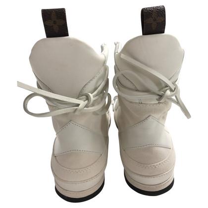 Louis Vuitton suede Sneakers