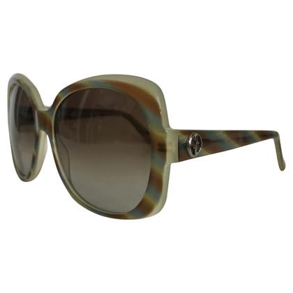 Gucci occhiali da sole a strisce
