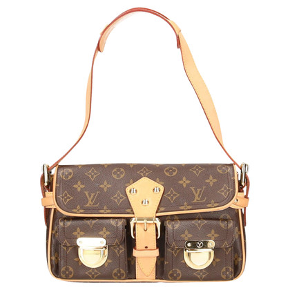 "Louis Vuitton ""Hudson PM Monogram Canvas"""