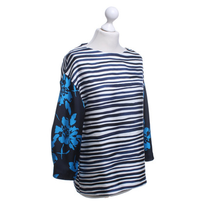 St. Emile top made of silk