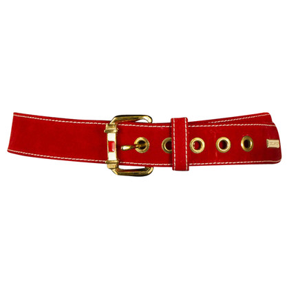 Dsquared2 Suede belt