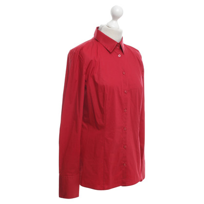 Hugo Boss Shirt blouse in red