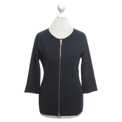 Bruno Manetti Cardigan in dark blue