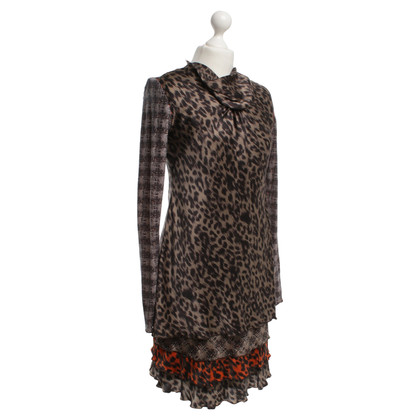 Marc Cain Tweedelige jurk met print