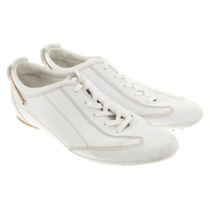 Tod's Sneakers in white