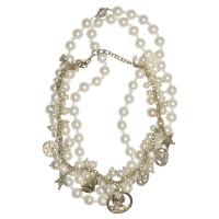 Chanel Luxe ketting met decoratieve charmes