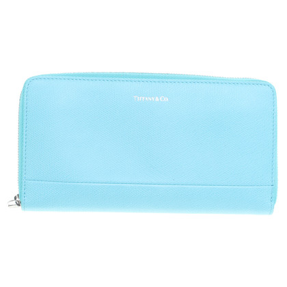 Tiffany & Co. Wallet turquoise