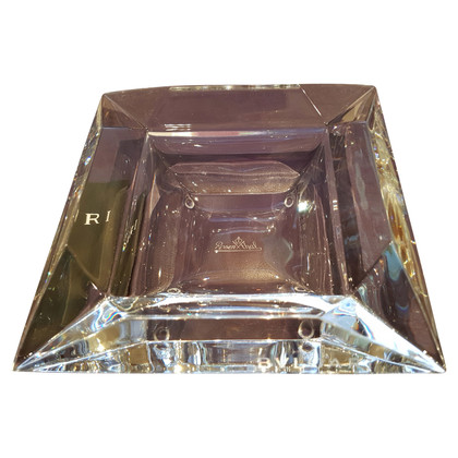 Bulgari Eccentrica crystal ashtray