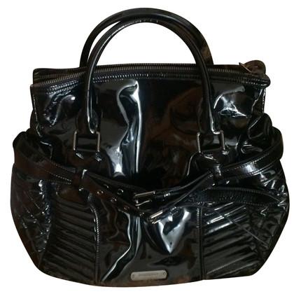 Burberry Patent leather handbag