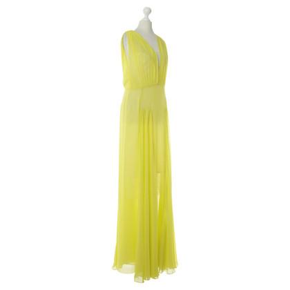 By Malene Birger Vestito estivo a giallo limone