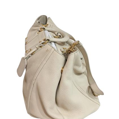 Prada Tote Bag made of deerskin