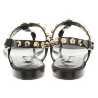 Balenciaga Sandals with rivets
