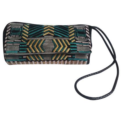 Antik Batik Avond clutch