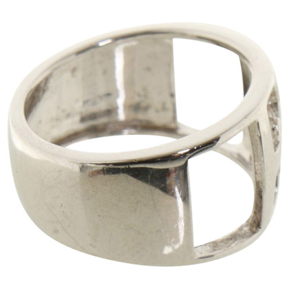 Escada Ring of silver