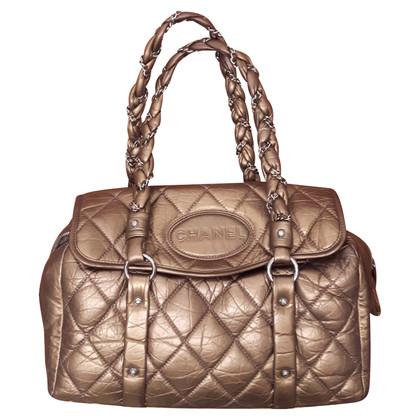 Chanel Handtas in brons