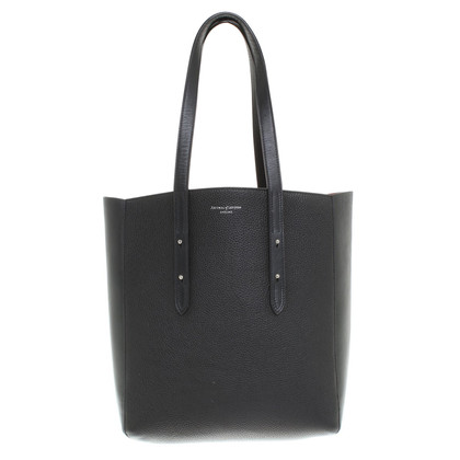 Aspinal of London Leather Tote Bag