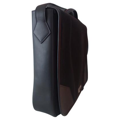Hermès Aktentas in zwart