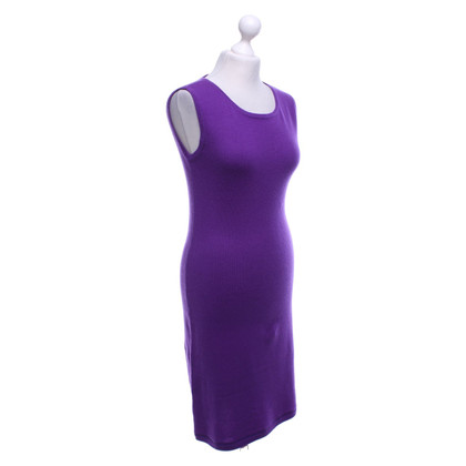 Other Designer N.PEAL - cashmere dress in purple