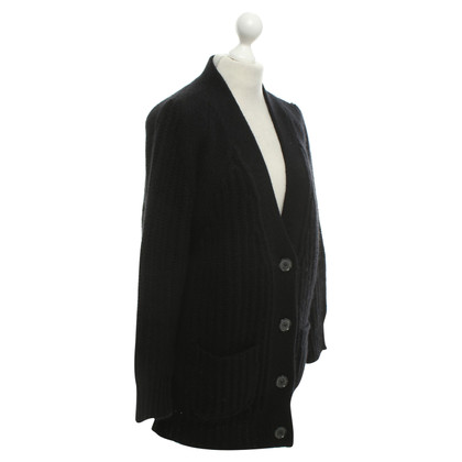 By Malene Birger Oversized Cardigan in zwart