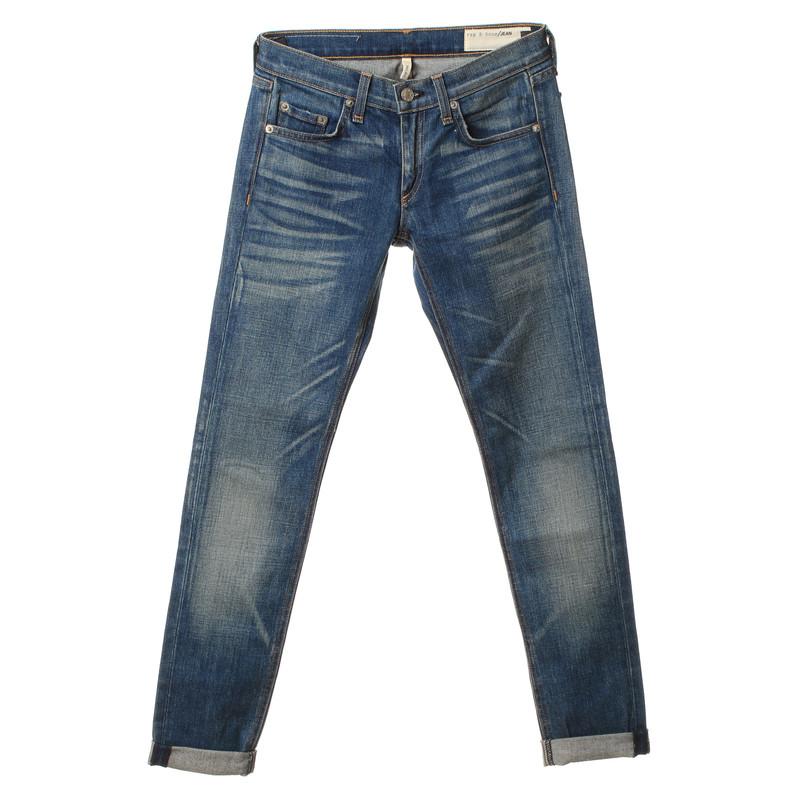 Rag & Bone Jeans blue