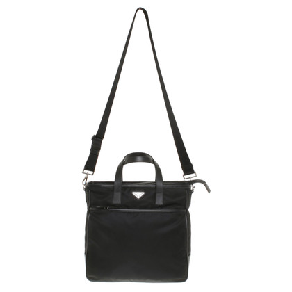 Prada Nappa bag made of nylon