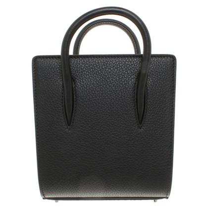 Christian Louboutin Bag in zwart / Red