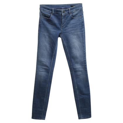 Set Jeans in Blauw
