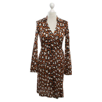 "Diane von Furstenberg ""New Jeanne"" with pattern"